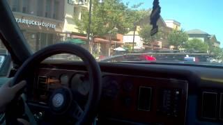 1982 Mercury Capri RS/Ford Mustang GT Test Drive