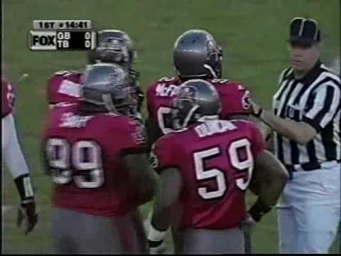 Green Bay @ Tampa Bay | Week 11 | 2000