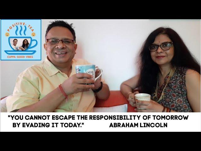 Positivetea ep 2 🆕taking Responsibility During Covid 19 Pandemic Lockdown Days ▶ Pandemic 2020 Video