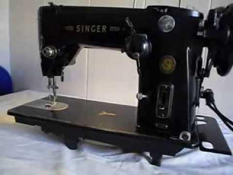 Singer 306m macchina da cucire elettrica funzionante per for Macchina da cucire singer tutti i modelli
