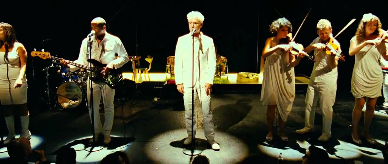 Download Talking Heads / David Byrne - This Must Be The Place (Naive Melody)