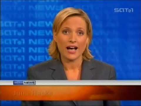 Sat 1 Nachrichten Anfang, 07.2005