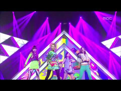 SunnyHill - Princess and Prince Charming, 써니힐 - 백마는 오고 있는가, Music Core 201204