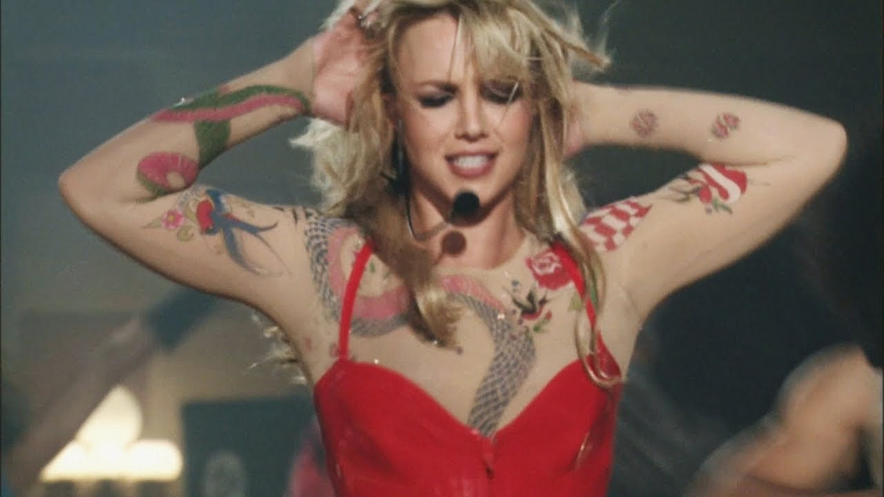 Britney Spears - Toxic (ABC Special: In the Zone)
