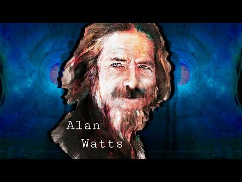 Alan Watts! (Living Beyond Society) *World's Greatest Teachers #2*