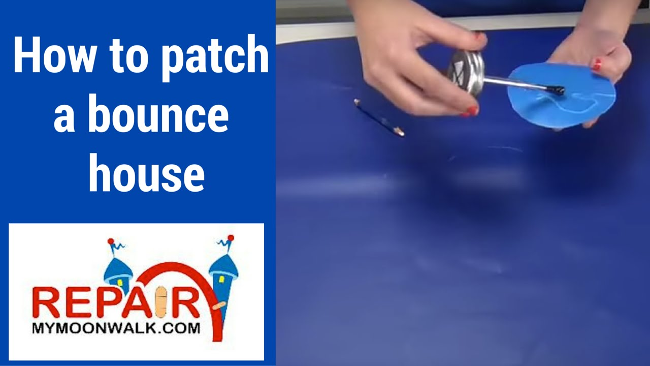 Inflatable Jumper Repair Kit