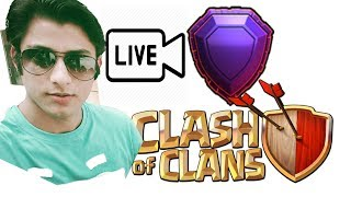 WHEN A LEGEND ATTACKS | MASS BOWLER ATTACK | TROPHY PUSH | CLASH OF CLANS
