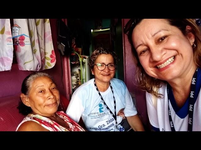 Campanha de arrecadação de fraldas geriátricas 2019