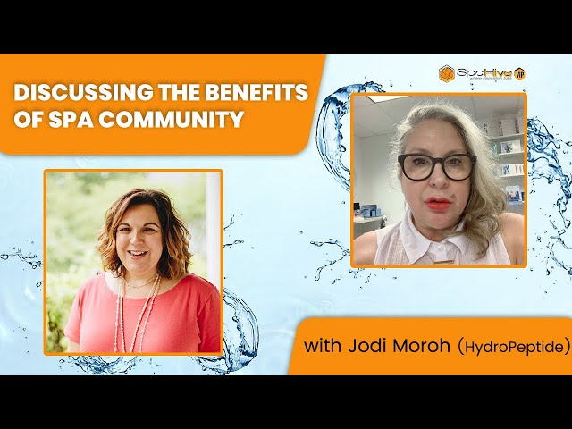 Live with Jodi Moroh, HydroPeptide