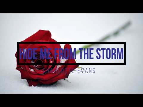 Hide Me From The Storm - Charlotte Evans