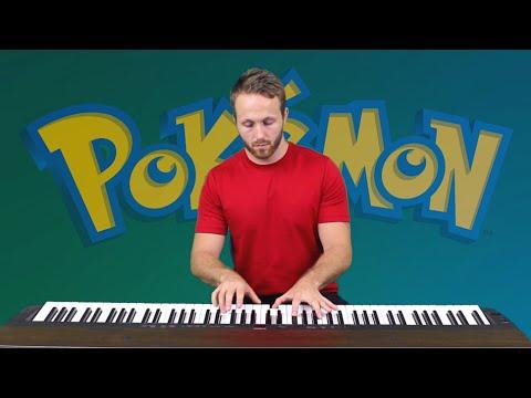 POKÉMON - Gotta Catch 'Em All (Soft Piano Arrangement)