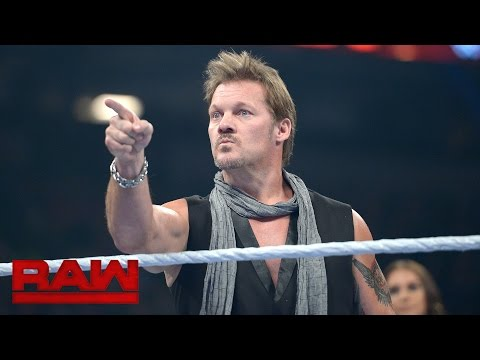 """The List of Jericho"" is missing: Raw, Oct. 24, 2016"