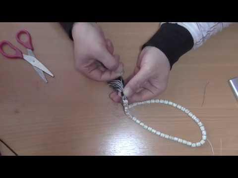 как сделать чётки за 20 минут(how To Make A Rosary)