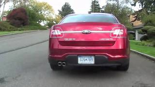2011 Ford Taurus Auto Reviews with Mike West for Pacific Northwest's Automotive Marketplace