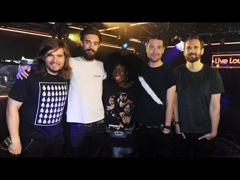 Bastille - Send Them Off & Final Song (Live at BBC Radio 1 Live Lounge 2016) (full)