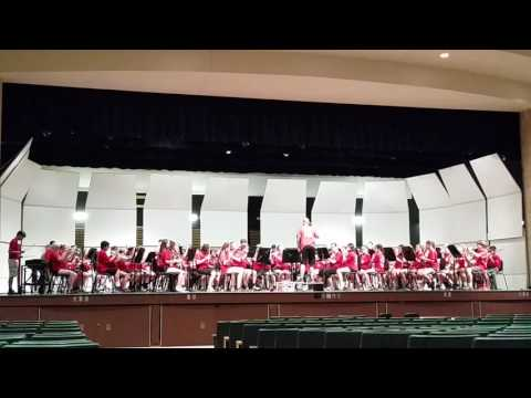 Indian Valley Middle School Band - Patton - Hershey 5/19/17