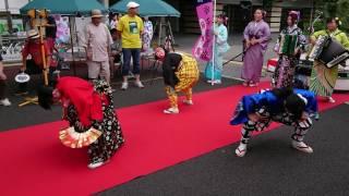 幸手桜高校演劇部@高野台ゆかた風鈴祭り