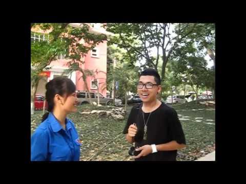 Clip phỏng vấn CTV Đội SVTN HVNH phần 2