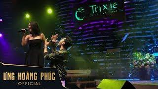 [Live] Nếu Ta Còn Yêu Nhau - Ưng Hoàng Phúc ft Phạm Quỳnh Anh