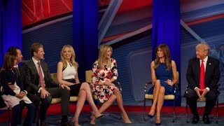Best of the Trump family CNN town hall
