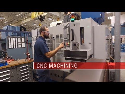 Precision CNC Machining Specialists | Reich Tool & Design, Inc