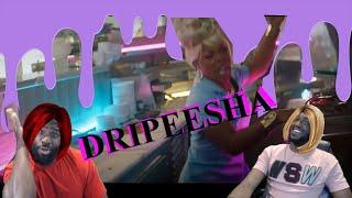DRIPEESHA by Todrick (ft. Tiffany Haddish) - REACTION