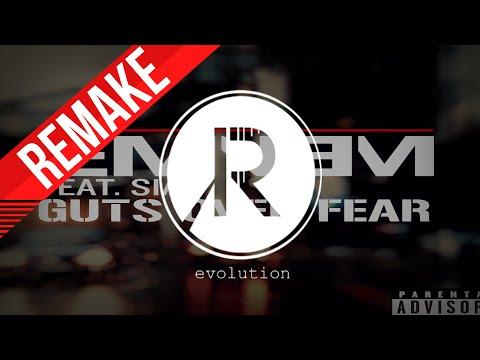 Eminem Ft Sia- Guts Over Fear Instrumental [Best Remake]