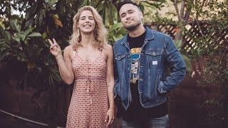 Sunday Morning - Maroon 5 (Cover by Travis Atreo and Emily Bett Rickards)