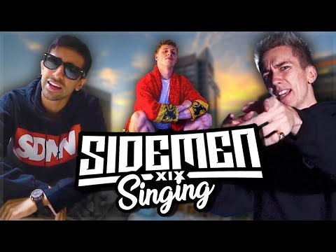 THE SIDEMEN CAN SING?!