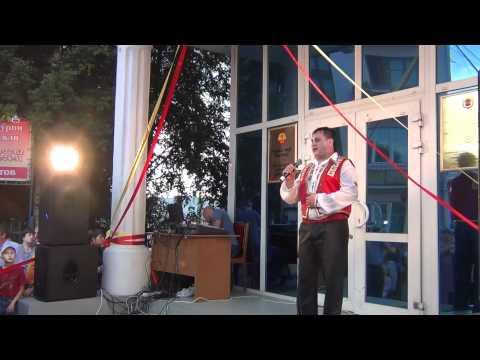 Андрей Емельянов, концерт, организованный ЧНК 24.06. 2012 г.