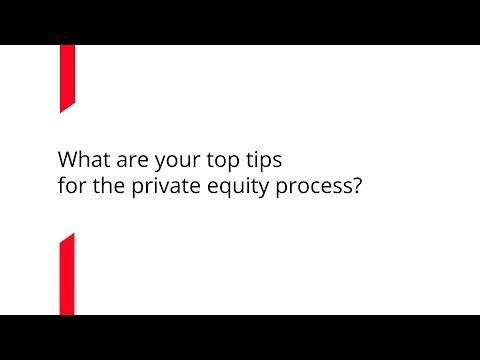 Private Equity Demystified - Fernando Küfer top tips
