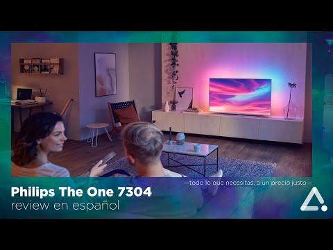 Philips The One 7304, review en español -todo lo que necesitas a un precio justo-