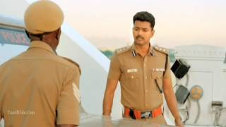 Theri bridge scene must watch