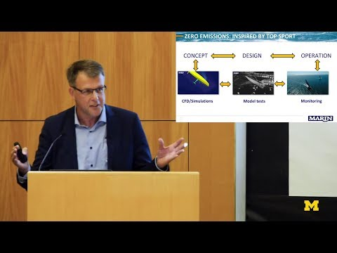 2017 Peachman Lecture  Future Ship, Offshore and Nautical Research