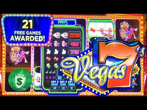 ++NEW Vegas 7s Slot Machine, 2 Features