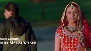 Kabhi Alvida Naa Kehna - Title Song instrumental  | Shahrukh | Rani | Preity | Abhishek