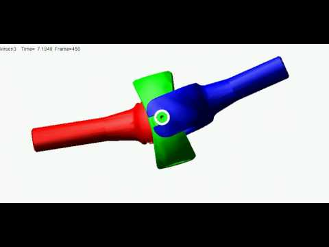 Yordak Cv Joint A Revolutionary Constant Velocity Joint Youtube