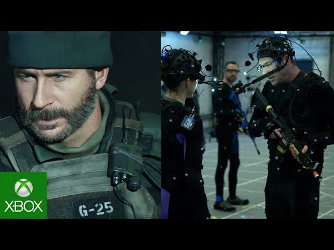 Official Call Of Duty®: Modern Warfare® - Being Captain
