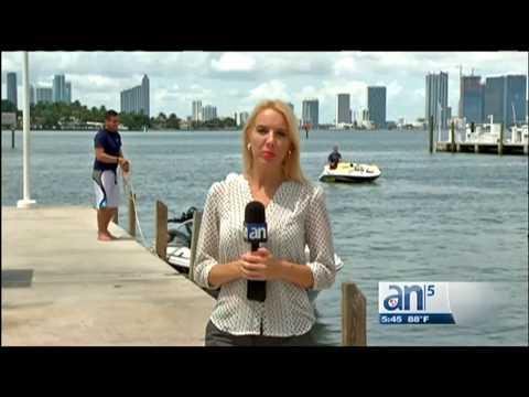 Miami Beach se prepara para el huracán Irma  - América TeVé