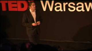 TEDxWarsaw - Patrick Trompiz - 3/5/10