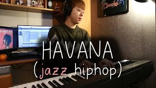 Camila Cabello - Havana (Jazz Hiphop Piano Cover) By Coonka