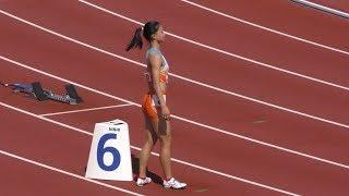20171009 えひめ国体 少年女子A 400m準決勝1組 奥村ユリ 検索動画 23