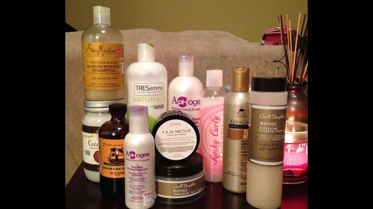 Hair Care Regimen For C Natural Hair