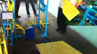 Urban Labyrinth- Manila Science High School Rube Goldberg Machine