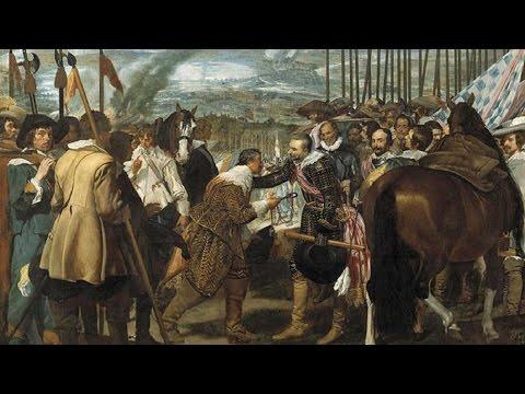 El siglo XVII, siglo de oro de la pintura española, documental