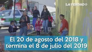 Inicia el 20 de agosto el calendario escolar 2018 - 2019 para México