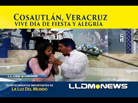Cosautlán Veracruz vive día de fiesta y alegría