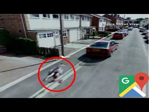 "5 Unexplained ""Mysterious Cases"" That Were Solved By Google Maps..."