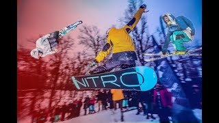 Normafa Big Air 2018 Reloaded