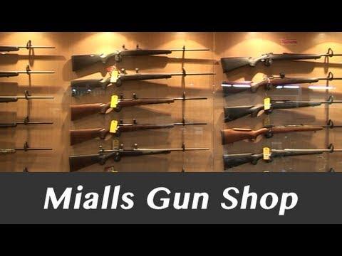 Australia's Largest Gunsmith & Store | Miall's Gun Shop